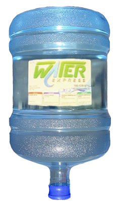 Distilled Water Bottle